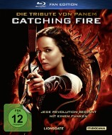 Die Tribute von Panem - Catching Fire - Fan Edition (Blu-ray)