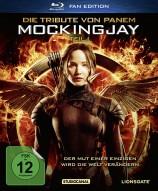 Die Tribute von Panem - Mockingjay: Teil 1 - Fan Edition (Blu-ray)