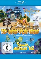 3D Hits für Kids - Sammys Abenteuer 1+2 & Das magische Haus Blu-ray 3D (Blu-ray)