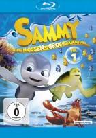 Sammy - Kleine Flossen - Grosse Abenteuer - Vol. 1 (Blu-ray)