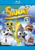 Sammy - Kleine Flossen - Grosse Abenteuer - Vol. 2 (Blu-ray)
