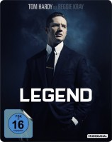 Legend - Steel Edition (Blu-ray)