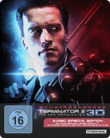 Terminator 2 - Tag der Abrechnung 3D - Steelbook / Digital Remastered / Blu-ray 3D + 2D (Blu-ray)