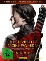 Die Tribute von Panem - Complete Collection (DVD)