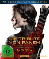 Die Tribute von Panem - Complete Collection (Blu-ray)