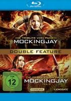 Die Tribute von Panem - Mockingjay: Teil 1+2 (Blu-ray)