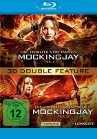 Die Tribute von Panem - Mockingjay: Teil 1+2 - Blu-ray 3D (Blu-ray)