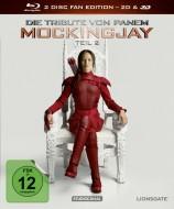 Die Tribute von Panem - Mockingjay: Teil 2 - Blu-ray 3D + 2D / Fan Edition (Blu-ray)