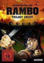 Rambo Trilogy - Uncut (DVD)