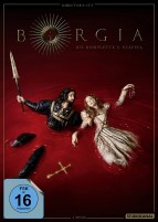 Borgia - Staffel 03 / Director's Cut (DVD)