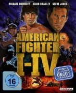 American Fighter 1-4 (Blu-ray)