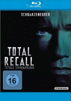 Total Recall - Totale Erinnerung (Blu-ray)