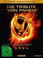 Die Tribute von Panem - Gesamtedition (DVD)