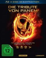 Die Tribute von Panem - Gesamtedition (Blu-ray)