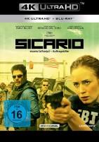 Sicario - 4K Ultra HD Blu-ray + Blu-ray (4K Ultra HD)