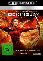 Die Tribute von Panem - Mockingjay: Teil 2 - 4K Ultra HD Blu-ray + Blu-ray (Ultra HD Blu-ray)