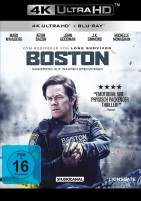 Boston - 4K Ultra HD Blu-ray + Blu-ray (4K Ultra HD)