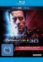 Terminator 2 - Tag der Abrechnung 3D - Blu-ray 3D + 2D (Blu-ray)