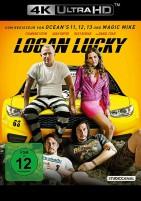 Logan Lucky - 4K Ultra HD Blu-ray (4K Ultra HD)