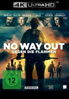 No Way Out - Gegen die Flammen - 4K Ultra HD Blu-ray + Blu-ray (4K Ultra HD)