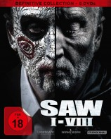 SAW I-VIII - Definitive Collection (DVD)