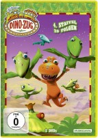 Dino-Zug - Staffel 04 (DVD)