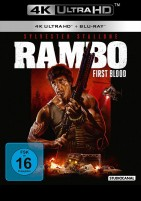 Rambo - First Blood - 4K Ultra HD Blu-ray + Blu-ray (4K Ultra HD)