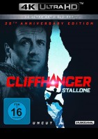 Cliffhanger - Nur die Starken überleben - 25th Anniversary Edition / 4K Ultra HD Blu-ray (4K Ultra HD)