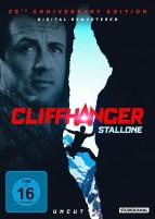 Cliffhanger - Nur die Starken überleben - 25th Anniversary Edition / Uncut / Digital Remastered (DVD)