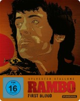 Rambo - First Blood - Limited Steelbook Edition (Blu-ray)