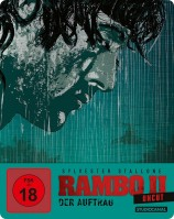Rambo II - Der Auftrag - Limited Steelbook Edition (Blu-ray)