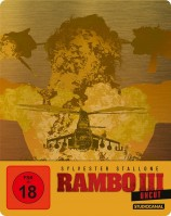 Rambo III - Limited Steelbook Edition (Blu-ray)