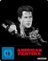 American Fighter 2 - Der Auftrag - Steelbook (Blu-ray)