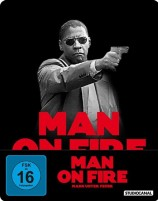 Man on Fire - Mann unter Feuer - Steelbook (Blu-ray)