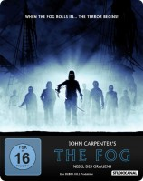 The Fog - Nebel des Grauens - 4K Ultra HD Blu-ray + Blu-ray / Steelbook (4K Ultra HD)