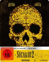 Sicario 2 - 4K Ultra HD Blu-ray + Blu-ray / Steelbook (4K Ultra HD)
