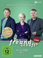 In aller Freundschaft - Staffel 20.1 / Amaray (DVD)