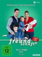 In aller Freundschaft - Staffel 21.2 (DVD)