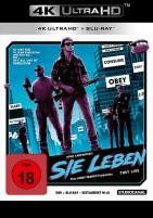 Sie leben! - 4K Ultra HD Blu-ray + Blu-ray (4K Ultra HD)