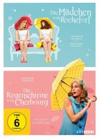 Die Mädchen von Rochefort & Die Regenschirme von Cherbourg (DVD)