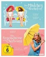 Die Mädchen von Rochefort & Die Regenschirme von Cherbourg (Blu-ray)
