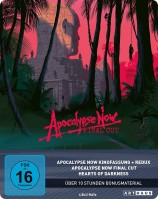 Apocalypse Now - Limited 40th Anniversary Steelbook Edition (Blu-ray)