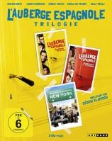 L'auberge espagnole Trilogie (Blu-ray)