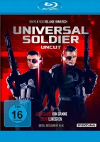 Universal Soldier - Uncut / Digital Remastered (Blu-ray)