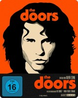 The Doors - Limited Steelbook Edition (Blu-ray)