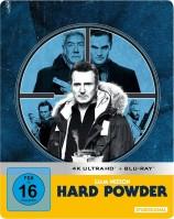 Hard Powder - 4K Ultra HD Blu-ray + Blu-ray / Limited SteelBook Edition (4K Ultra HD)