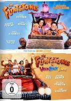 Die Flintstones - Die Familie Feuerstein & Die Flintstones in Viva Rock Vegas (DVD)