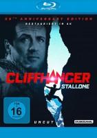 Cliffhanger - Nur die Starken überleben - 25th Anniversary Edition - uncut (Blu-ray)