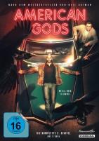 American Gods - Staffel 02 / Collector's Edition (DVD)