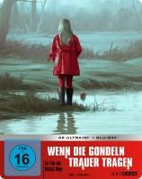 Wenn die Gondeln Trauer tragen - Limited Steelbook Edition / 4K Ultra HD Blu-ray + Blu-ray (4K Ultra HD)